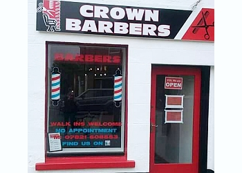 Crown Barber's Inverness