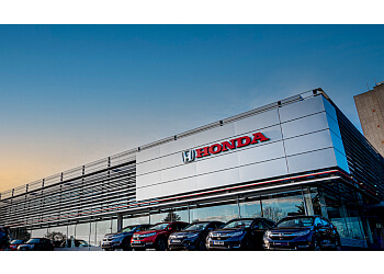 Crown Honda Hendon