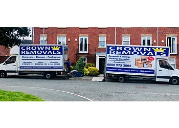 Crown Removals and Storage