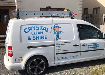 Crystal Clean & Shine