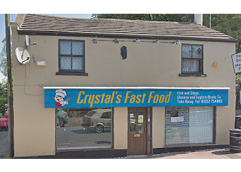 Crystals Fast Food