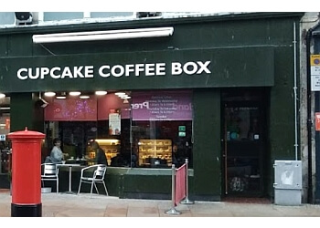 Cupcake Coffee Box