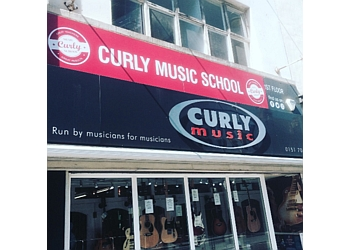 Curly Music School
