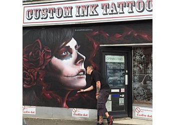 Custom Ink Tattooing