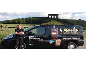 D COLLIN CHIMNEY SWEEP LTD.
