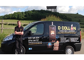 D Collin Chimney Sweep Ltd.