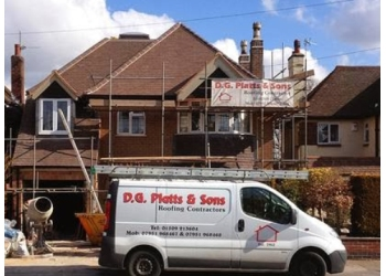 D. G. Platts & Sons Roofing Contractors