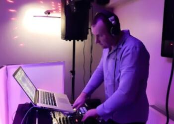 DJ Paul Harwood