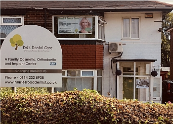 D & K Dental Care