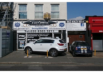 D&T Wise Ltd - BMW and Mini Vehicle Specialist.