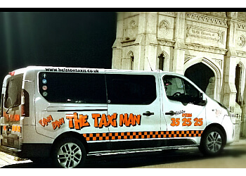 Dan Dan The Taximan