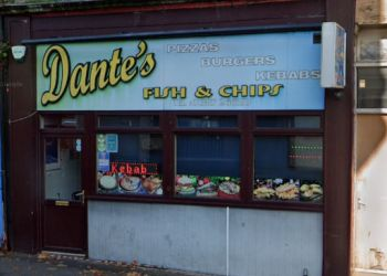 Dante's Fish, Chips & Kebab