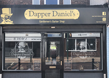 Dapper Daniels gentlemen's barber shop