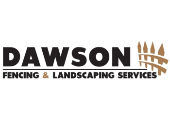 Dawson fencing and landscaping services