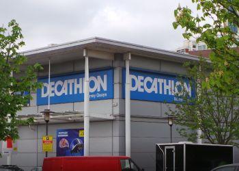 Decathlon London Surrey Quays