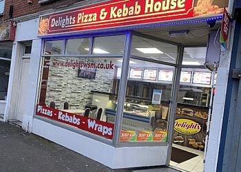 Delights Pizza & Kebab house