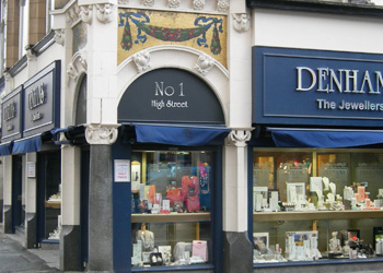 Denhams The Jewellers