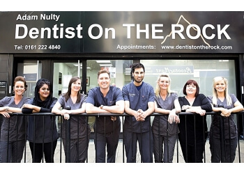 Dentist on the Rock