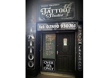 Derma graphics tattoo studio