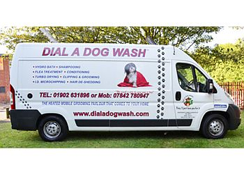 Dial A Dog Wash