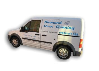 Diamond Oven Cleaning