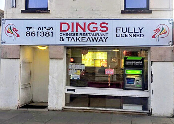 Ding's Chinese Restaurant & Takeaway