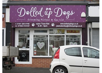 Dolled Up Dogs Grooming Parlour & Spa Ltd.