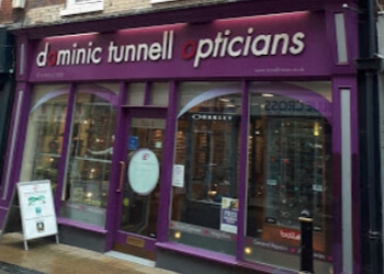 Dominic Tunnell Opticians