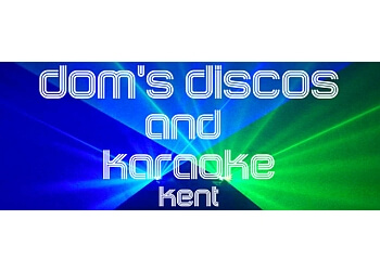 Dom's Discos and karaoke kent