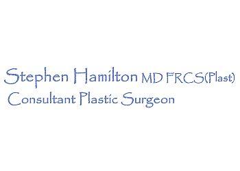 Dr. Stephen Hamilton, MB, ChB, MD, FRCS(Glas), FRCS(Edin), FRCS(Plast)