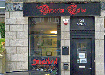 Draconian Tattoo Studio