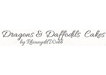 Dragons & Daffodils Cakes