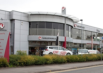 Drive Vauxhall Leicester