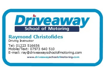 Driveaway School of Motoring