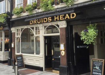 Druid's Head