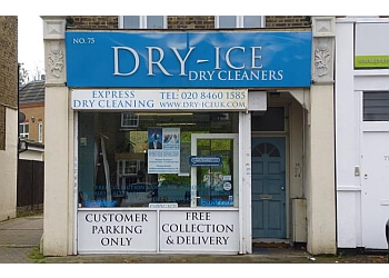 Dry Ice Dry Cleaning