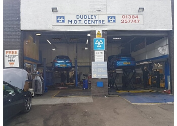 Dudley MOT center