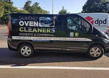 Dundee oven cleaners