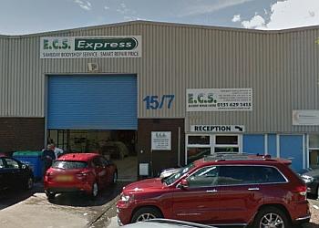 E.C.S.Accident repair centre