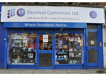 EF Electrical Contractors Ltd.