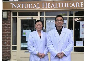 E&F NATURAL HEALTHCARE