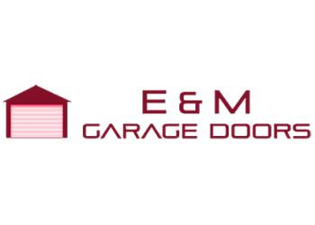 E & M Garage Doors