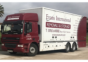 EVANS INTERNATIONAL LTD.