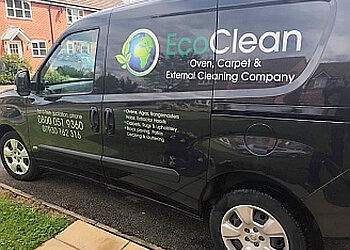 Eco Clean Oven Cleaning