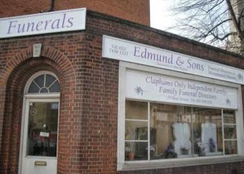 Edmund & Sons Funeral directors
