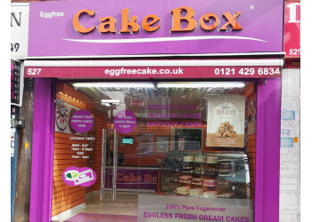Eggfree Cake Box