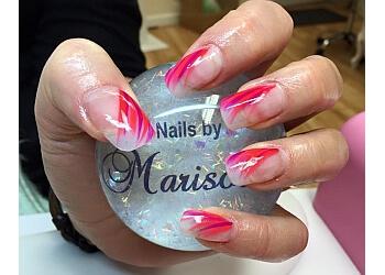 Elegant Fingertips and Beauty