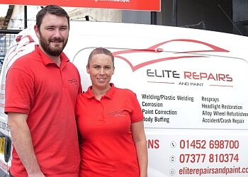 Elite Repairs and Paint