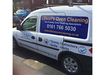 Ellison's Oven Cleaning