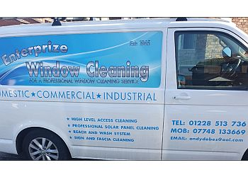 Enterprize window cleaning